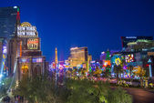 Las Vegas strip — Stock Photo
