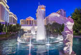 Las Vegas , Caesars — Stock Photo