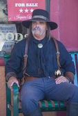 Tombstone Vigilante Days — Stock Photo