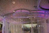 Las Vegas , Chandelier Bar — Stock Photo