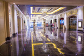 Las Vegas - Palazzo interior — Stock Photo