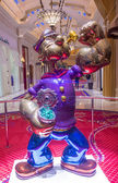 Wynn Las Vegas Popeye — Stock Photo