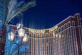 Las Vegas , Treasure Island — Stock Photo