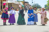 Tombstone Vigilante Days — Foto Stock
