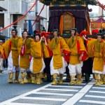 Jidai-Matsuri festival — Stockfoto #8197938