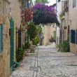 Jerusalem - Mishkenot Sha'ananim — Stock Photo #9567567