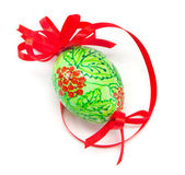 Decorative easter egg — Stock Photo