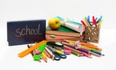 School subjects . — Stock Photo