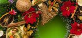 Jul och gott nytt år — Stockfoto