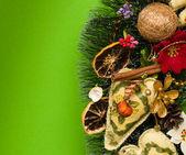 Noel ve mutlu yeni yıl — Stok fotoğraf