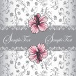 Bridal shower invitation - Imagen vectorial