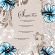 Wedding Invitation Card — Grafika wektorowa