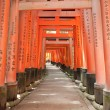 Stock Photo: Fushimi Inari