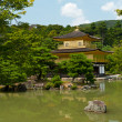 Stock Photo: Golden Kinkaku-ji