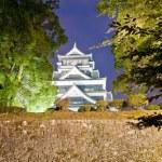 Kumamoto castle — Stock Photo