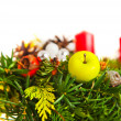 Christmas wreath — Stock Photo #13147871