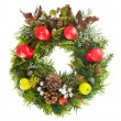 Christmas wreath — Stock Photo #13147876