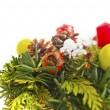 Christmas wreath — Stock Photo #13147907