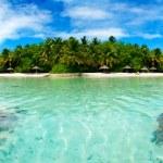 Island Maldivler — Stok fotoğraf #18351001