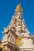 чумная колонна — Стоковое фото