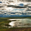 Lake at Myvatn — Stock Photo #18611135
