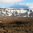 Stock Photo: Mountains on Iceland