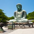buddha in kamakura — Stock Photo