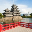 Matsumoto castle - Stock Photo