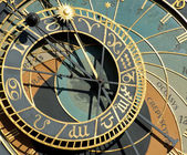 Astronomical clock — Fotografia Stock