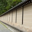 Wall in Kyoto — Stock Photo