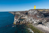 Lighthouse at Snaefellsnes — Stock Photo