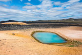 Thermal pool — Stock Photo