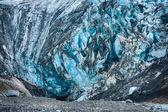 Glacier — 图库照片