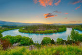 Clutha river — Stock Photo