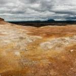 View from Namafjall — Stock Photo