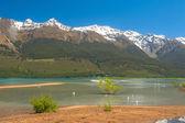 瓦卡蒂普湖 — 图库照片