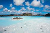 Blue Lagoon — Stock Photo
