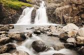 İzlandalı şelale — Stok fotoğraf