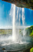 Seljalandsfoss — Stock Photo