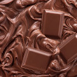 ������, ������: Melted Chocolate Background