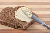 Bread And Butter — Stock Photo