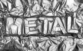 Metal sign — Stock Photo