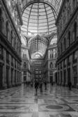 Galleria Umberto, Naples, Italy — Stock Photo
