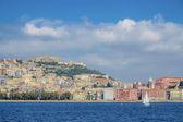 Naples waterfront — Stock Photo