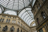 Gallery Umberto, Naples, Italy — Stock Photo