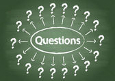 Questions — Stock Vector