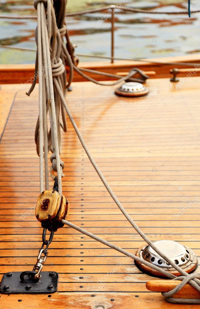 фото корабельные снасти