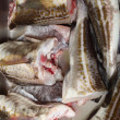 Stock Photo: Cod fish - fish fillets