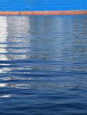 Barcos de mar azul calibrador de profundidad — Foto de Stock