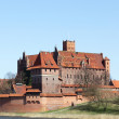 The old castle in Malbork - Poland. — Stock Photo #14139003